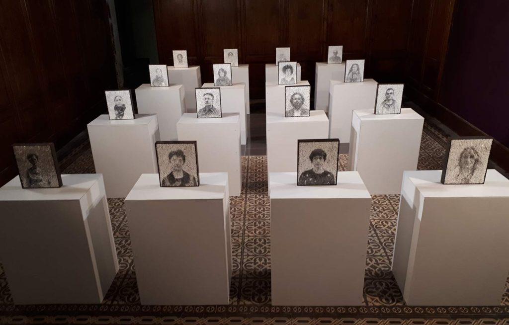 Exposition de Clément Mitéran